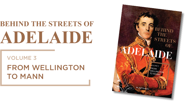 Streets of Adelaide Volume 1